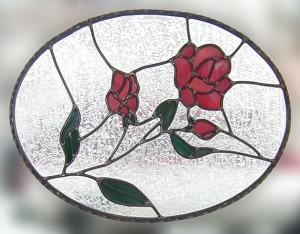 Rose_Hanging